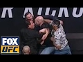 Download Kevin Lee and Michael Chiesa get into fight during UFC Summer Kickoff Press Conference | UFC ON FOX