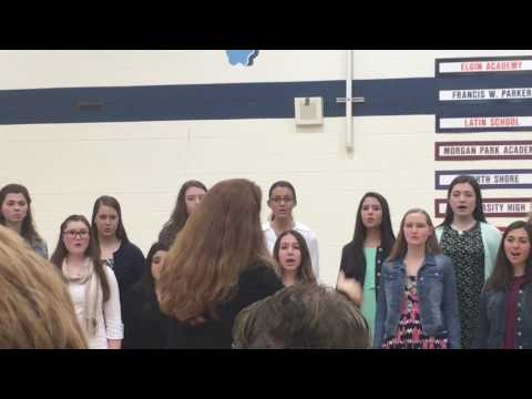 The Willows Academy Chamber Choir 2017