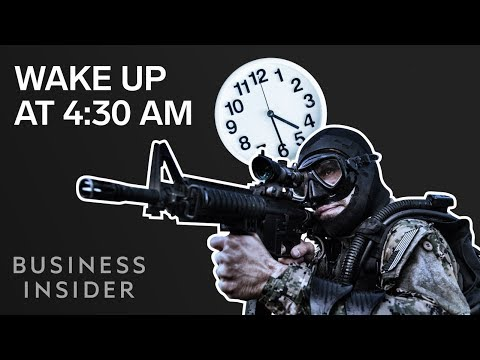 Jocko Willink - Navy Seal on why to wake up at 430 every day