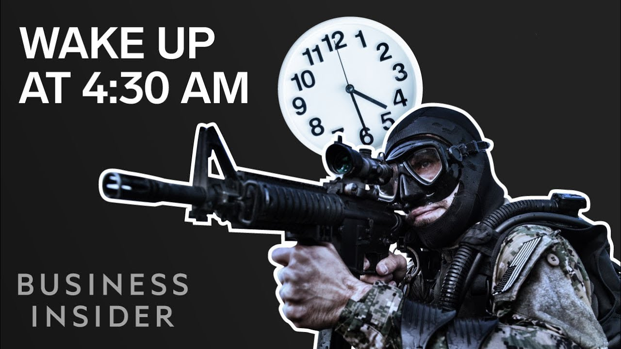 Why You Should Wake Up at 4:30 AM Every Day, According To A Navy SEAL image