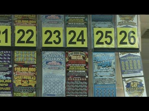 Massachusetts Lottery sales down