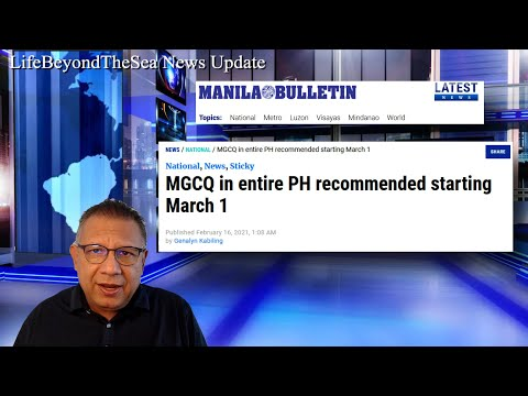 Philippines Likely to Go MGCQ Nationally on March 1st - News