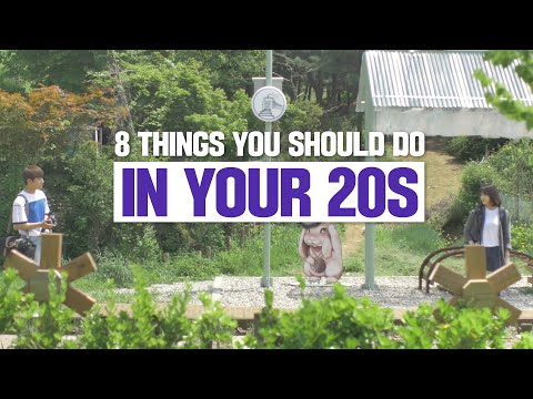 8 Things You Should Do In Your 20s • ENG SUB • dingo kbeauty