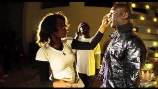 Pape Diouf : Sadio [ Making-Of ]