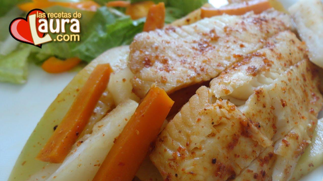 Recetas con filete de pescado al tajin comida saludable for Comida para tilapia