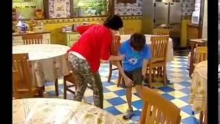 chiquititas 2013 2014 thiago sofre acidente na cozinha aps brincadeira