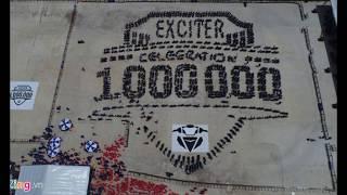 [TIN TỨC Motor]-| Yamaha Việt Nam lập 2 kỷ lục thế giới với xe Exciter