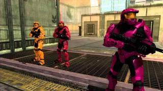 Red vs. Blue Revelation: Episode 11
