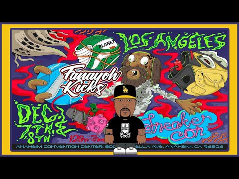 """sneaker-con-los-angeles-2019-day-1-""""full-coverage""""-vlog!!!"""