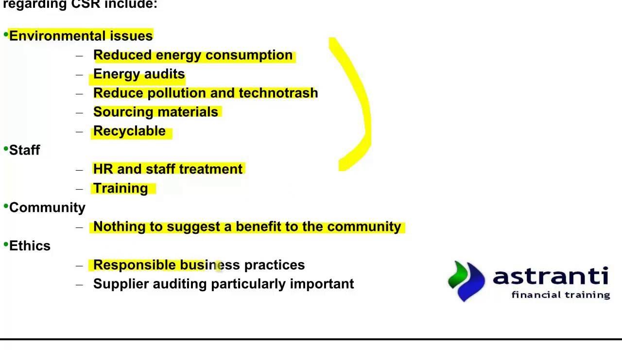 nike case study strategic management