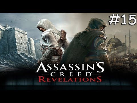 Assassin's Creed:Revelations-PC-Sequence 3:Lost and Found-Memory 3:Bomb Crafting(15)