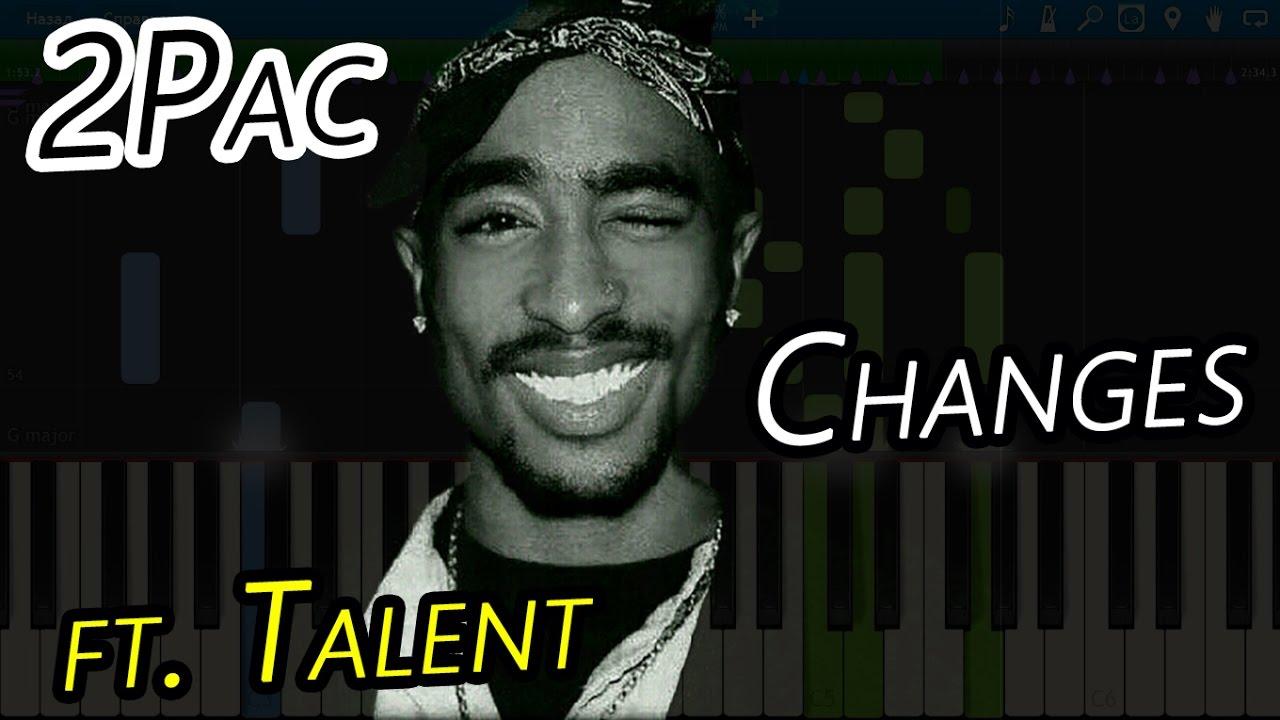 2pac - changes ft. talent скачать