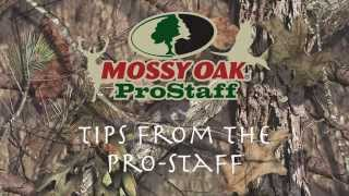 How to flag geese Mossy Oak Pro-Staff