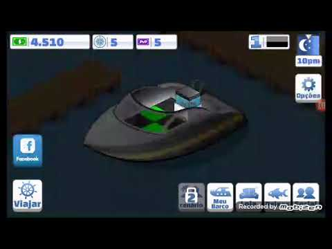 Nautical Life primeiro episódio da série de pesca