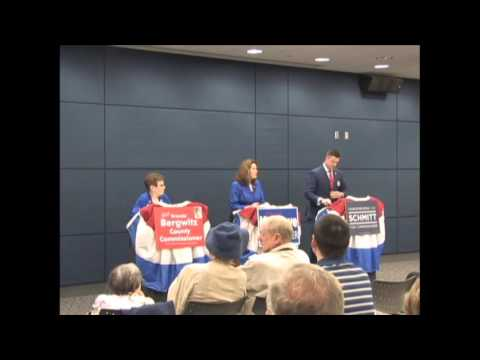 County Comissioner District 3 Debate