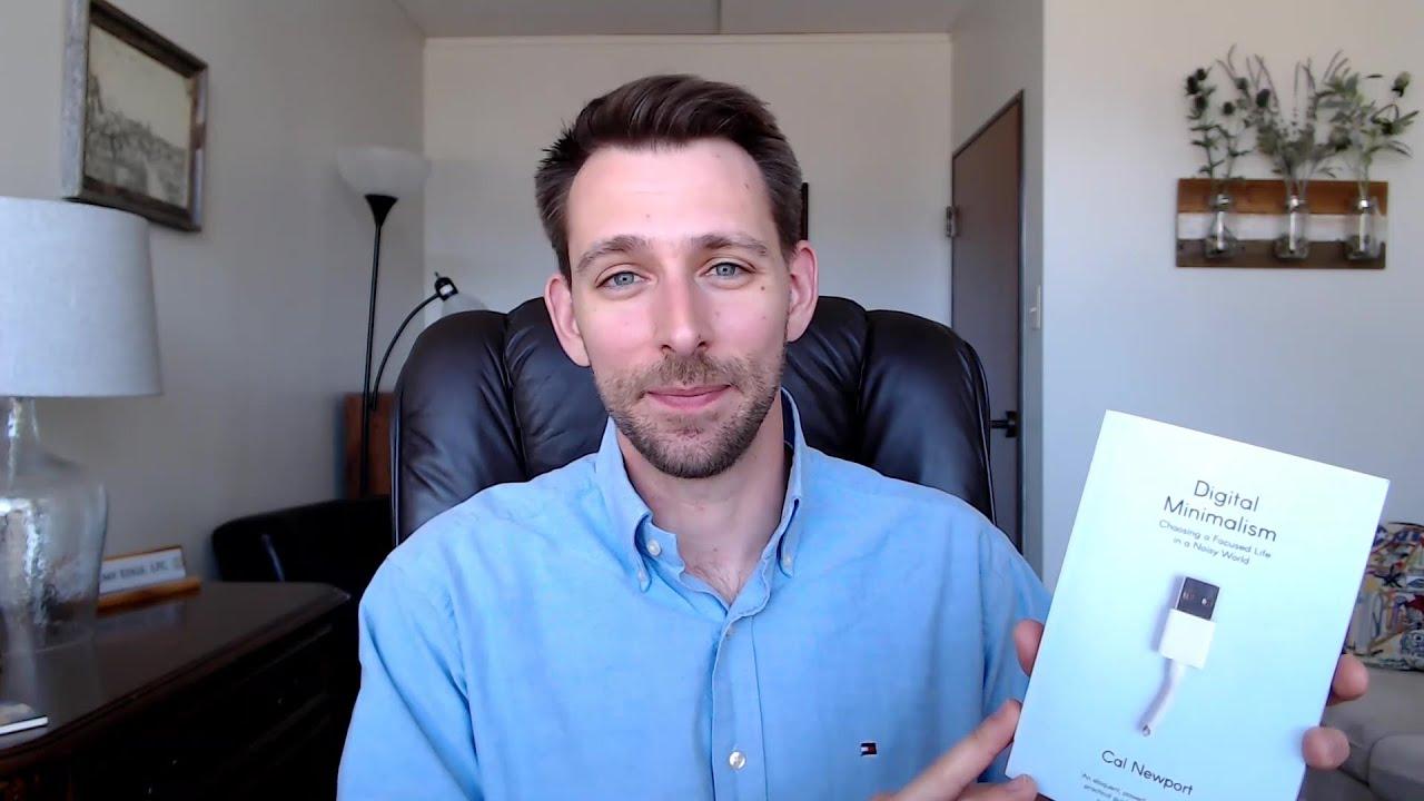 Digital Minimalism Book Review