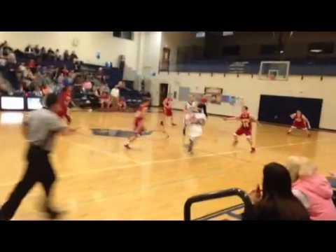 Barboursville middle school basketball 2013-2014