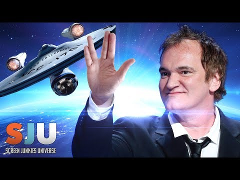 What Would A Quentin Tarantino Star Trek Movie Look Like? - SJU
