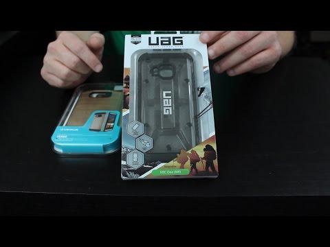 Case Wars #2: Verus Verge vs UAG Ash for HTC One M9