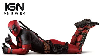 Ryan Reynolds Reveals New Deadpool 2 Poster - IGN News