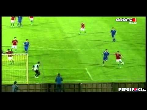 Hungary 8-0 San Marino. Euro-2012 Qualify.