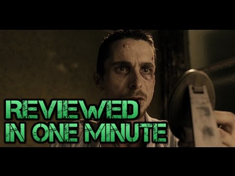 The Machinist  1 Minute