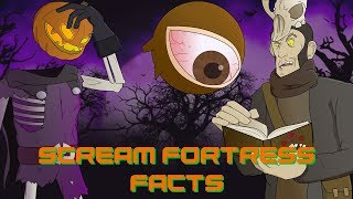 15 Mildly Interesting TF2 Scream Fortress Facts, Trivia, & History