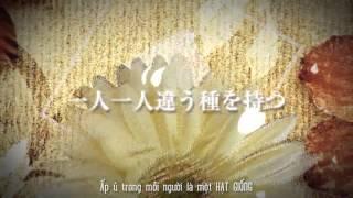 Sekai ni Hitotsu Dake no Hana【nero- Yuuto & Chorus】(Utaite vietsub)