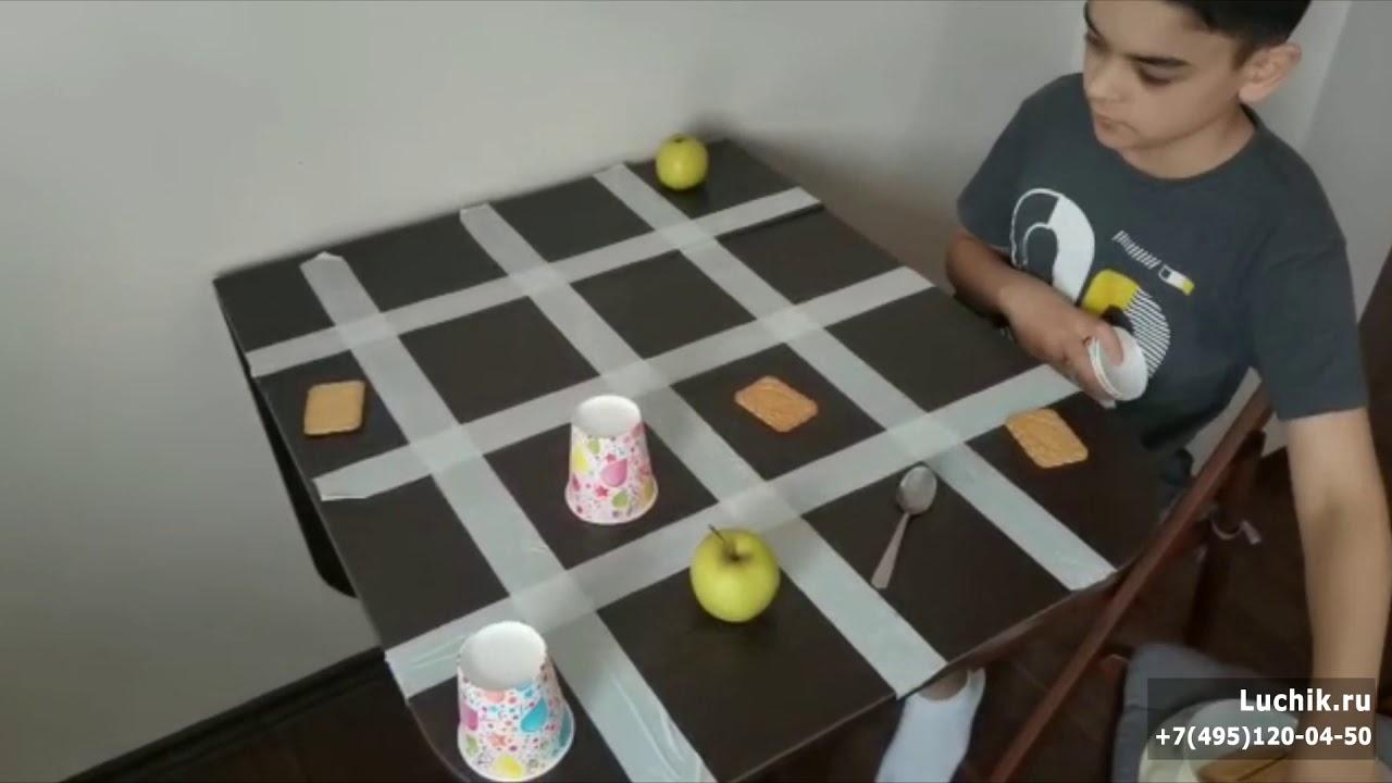 Онлайн занятия для детей: Игра-минутка - YouTube