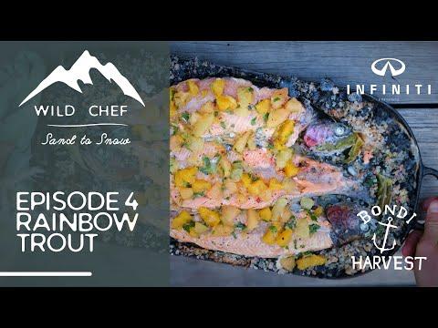 Salt Baked Trout Recipe |  Winter Road Trip Sand2Snow