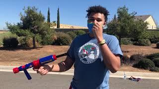 Marshmallow Projectile  Jonathan Munguia