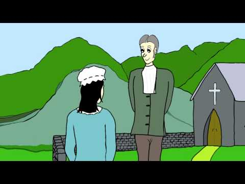 Mary Jones and her Bible (Animation)