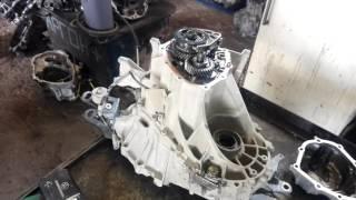 Haydash paytida Toyota Corolla shovqin RCPP ta'mirlash