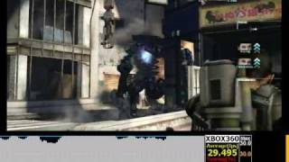 BINARY DOMAIN DEMO GamePlay Analysis - XBOX360