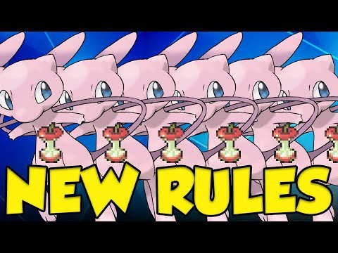 DUPLICATE LEGENDARY POKEMON AND ITEMS TOURNAMENT!