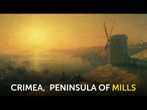 Crimea,  Peninsula of Mills