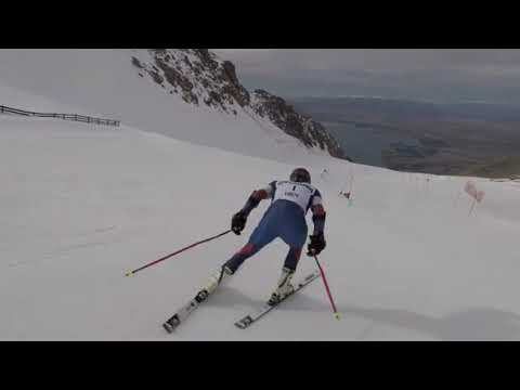 Ted Ligety summer training in New Zealand 2018