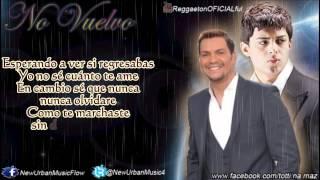 No Vuelvo Victor Manuelle Ft Ken Y (Remix)(Letra/Lyrics) Oficial 2013 Versión Salsa By Totti