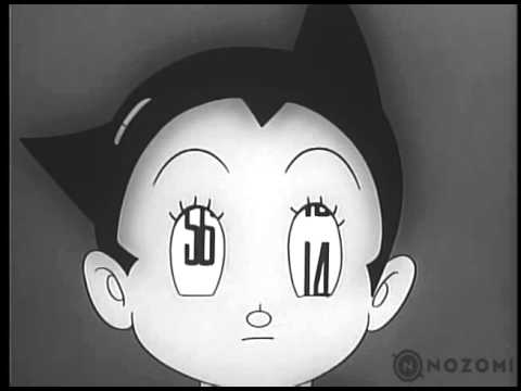 Download Astro Boy Episode 1: The Birth of Astro Boy (Tetsuwan Atom)