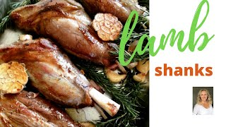 Lamb Shanks In White Wine And Rosemary Sauce / By Vlada Vladic