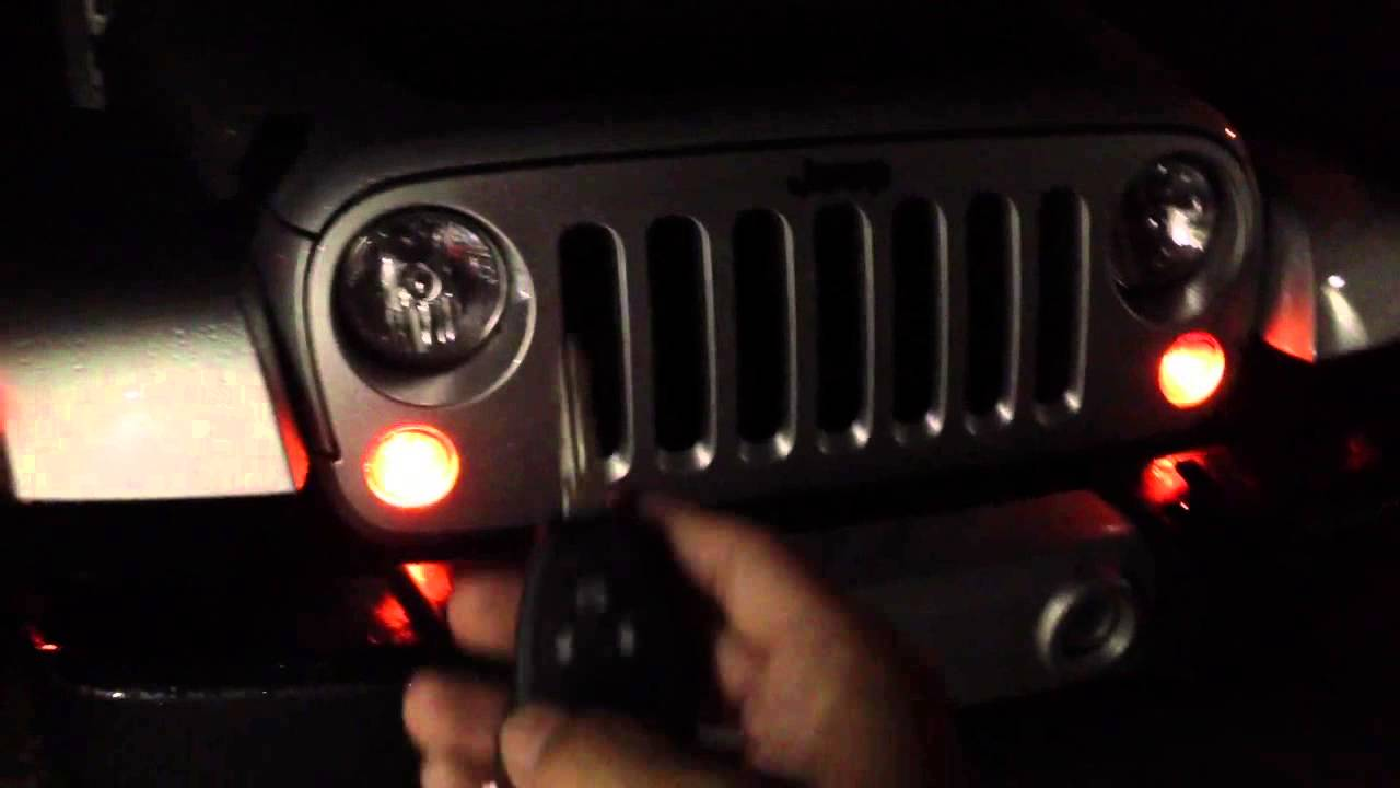 2012 jeep wrangler factory remote start [ 1280 x 720 Pixel ]
