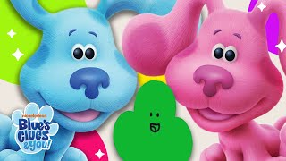 Colors Everywhere Song + Magenta Playdate | Blue's Clues & You!