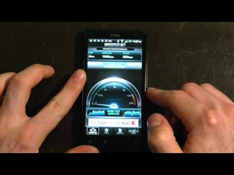 HTC Raider First Hands-on