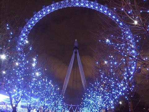 London Eye United Kingdom | Visit London Eye Tour | London Eye Compilation Travel Videos Guide