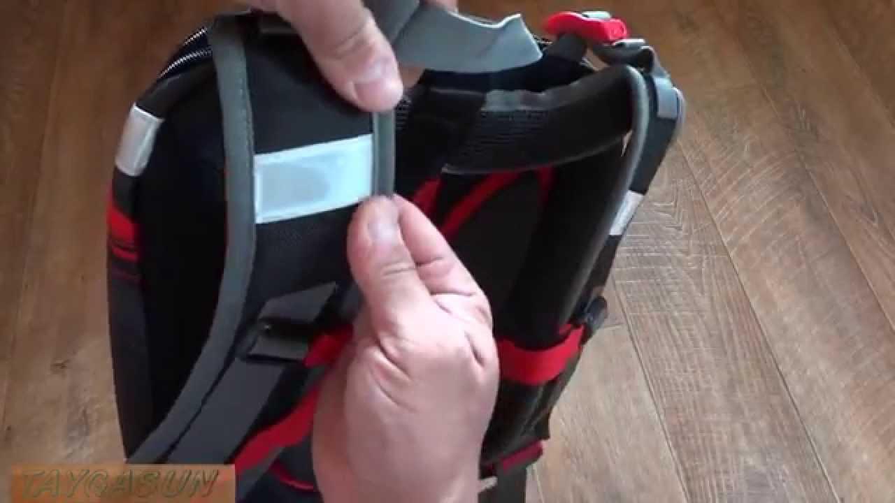 школьный ранец STERNBAUER -обзор - YouTube