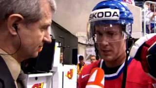 Roman Cervenka vs. Sweden