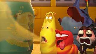 LARVA - A SMELLY WAIT | Cartoon Movie | Cartoons For Children | Larva Cartoon | LARVA Official