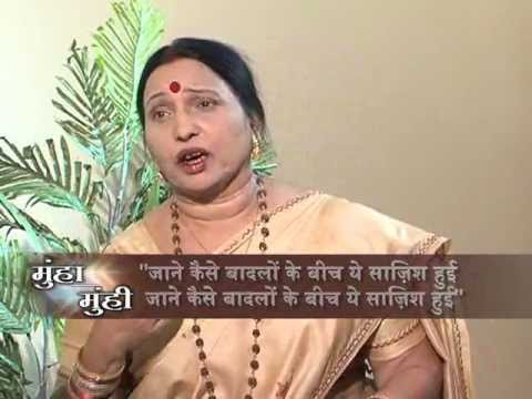 sharda sinha interviewed by abhiranjan kumar PART-3