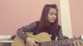 Giữ Em Đi ( Cover Acoustic ) - Quyên Hally