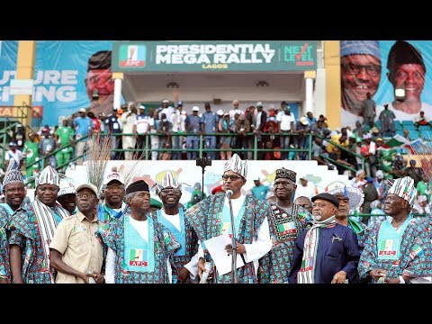Nigeria's Presidential Election Postponed To February 23